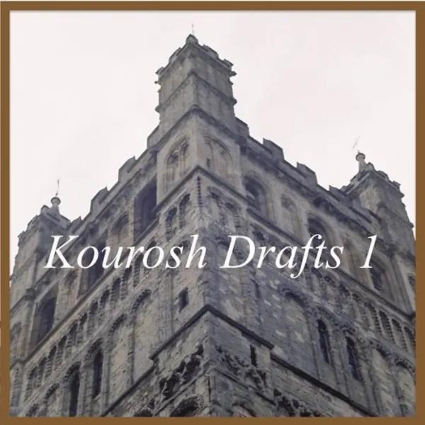 Kourosh Oliver Floyd Adhamy - Drafts 1