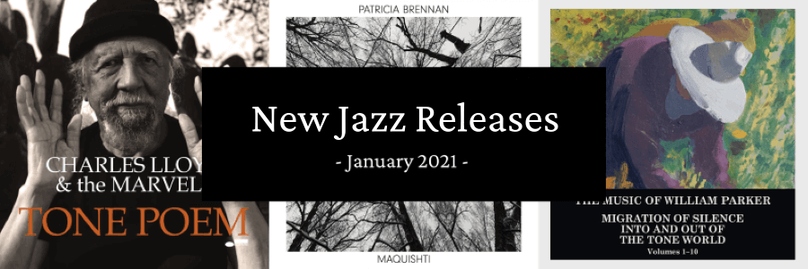New Jazz Releases January 2021