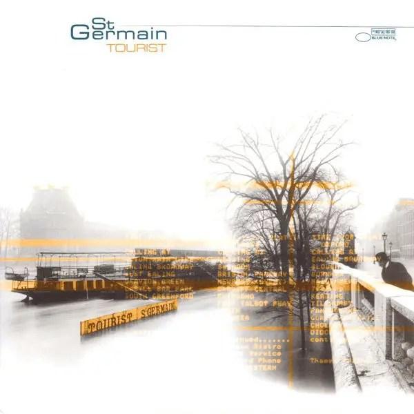 Best jazz 2000 - St Germain - Tourist