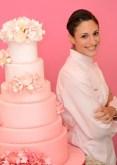 NJ Weddings-Pink Cake Box-Anne Heap-Head Shot