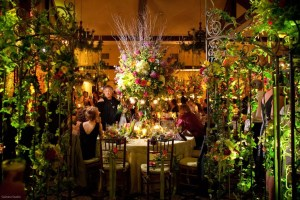 Weddings, nature, bridal trends