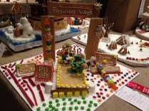 Gingerbread Wonderland