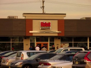 Habit Burger Grill Grand Opening