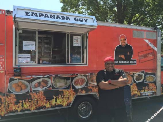 Food Truck Festival - Empanada Guy