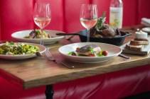 Horseneck Tavern Salmon Dish