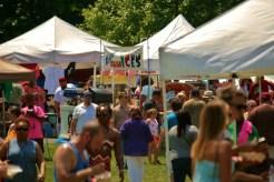 Mill Hill Park Pork Roll Festival