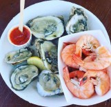 The freshest seafood was found at the Highlands Clam Fest.