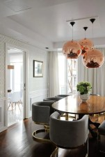 Pendant Light from Tom Dixon Copper Shade Collection
