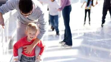 ice skating rinks