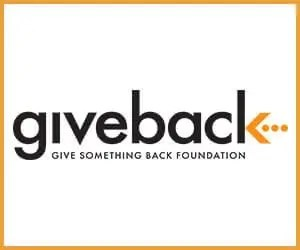This video is made possible thanks to the Give Something Back Foundation