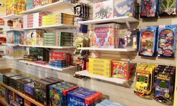 independent gift stores