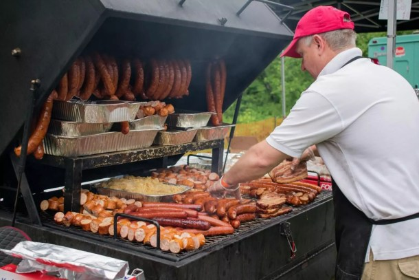 Beer BBQ Bacon Showdown in Morristown