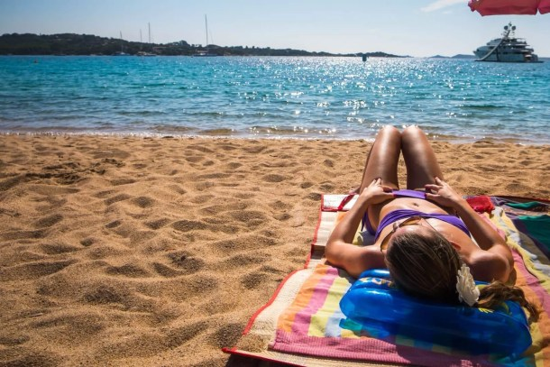 health, beach