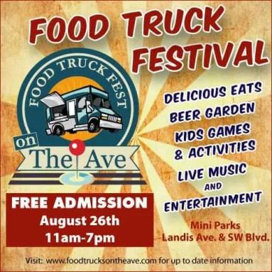 food truck, festivals