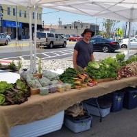 farmer's markets, the shore