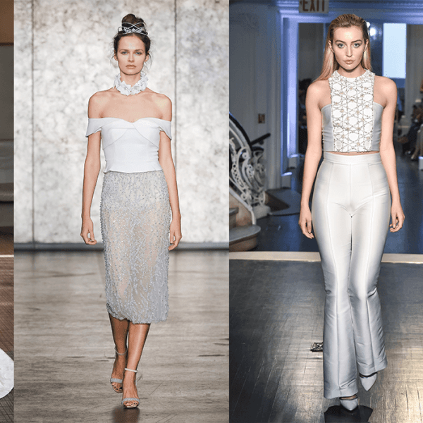 New York Fashion Week Bridal Market