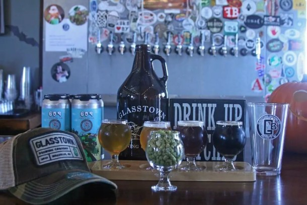 glasstown brewing, glasstown brewing company