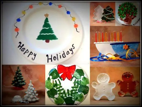pottery studios