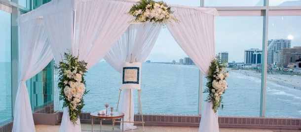 One Atlantic New Jersey Wedding Venue