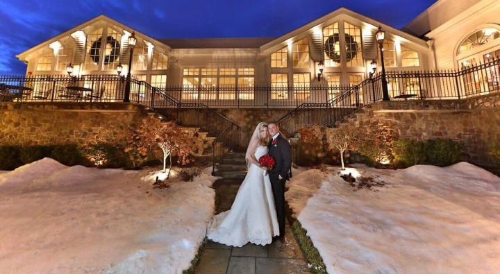 The Park Savoy Estate New Jersey Wedding Venue