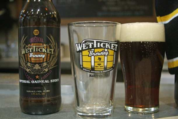 wet ticket brewing, brew jersey