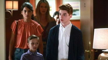 Thomas Barbusca in The Mick