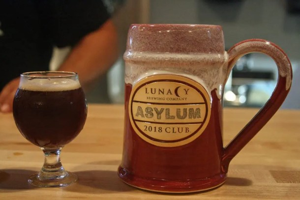 lunacy brewing