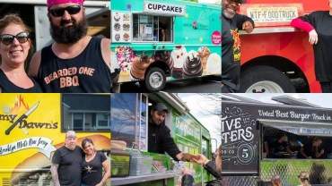 The Best New Jersey Food Trucks Logo