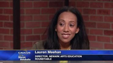 NAER, Newark Arts Education Roundtable Director Lauren Meehan