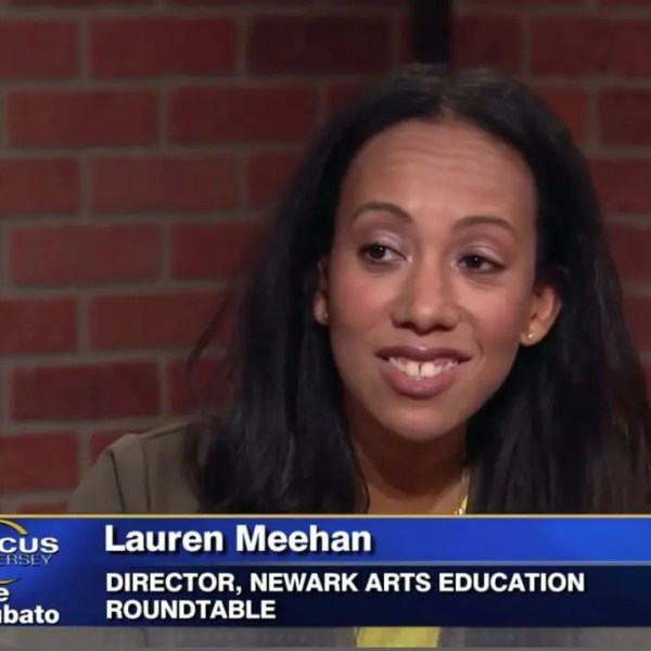NAER, Newark Arts Education Roundtable Director Lauren Meehan