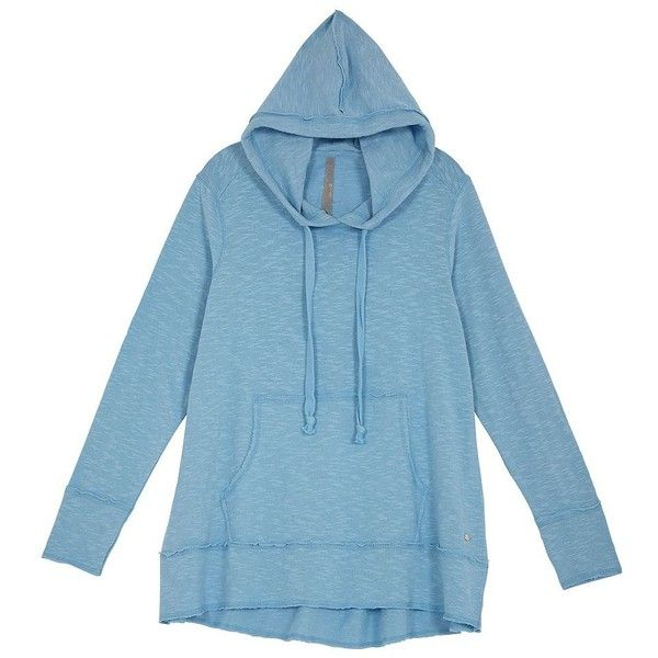 EFFORTLESS HOODED TEE- BEST OF PLUS SIZE