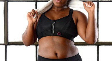 UNDERWIRE SPORTS BRA- BEST OF PLUS SIZE