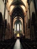 st martin's church colmar interior