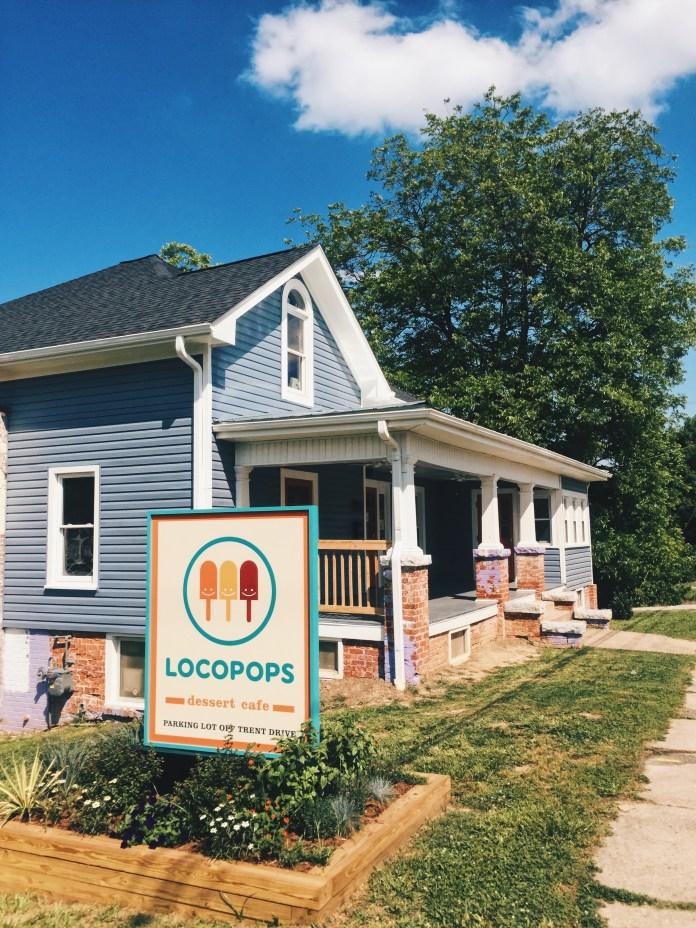 Locopops Durham nc desserts coffee pie