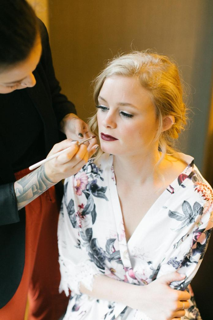 durham nc wedding hair and makeup