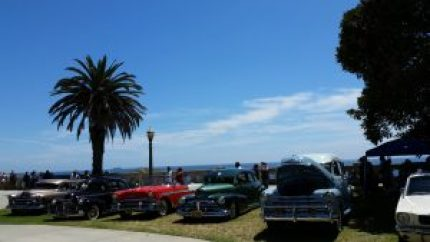 Car Show by the Sea August 2014