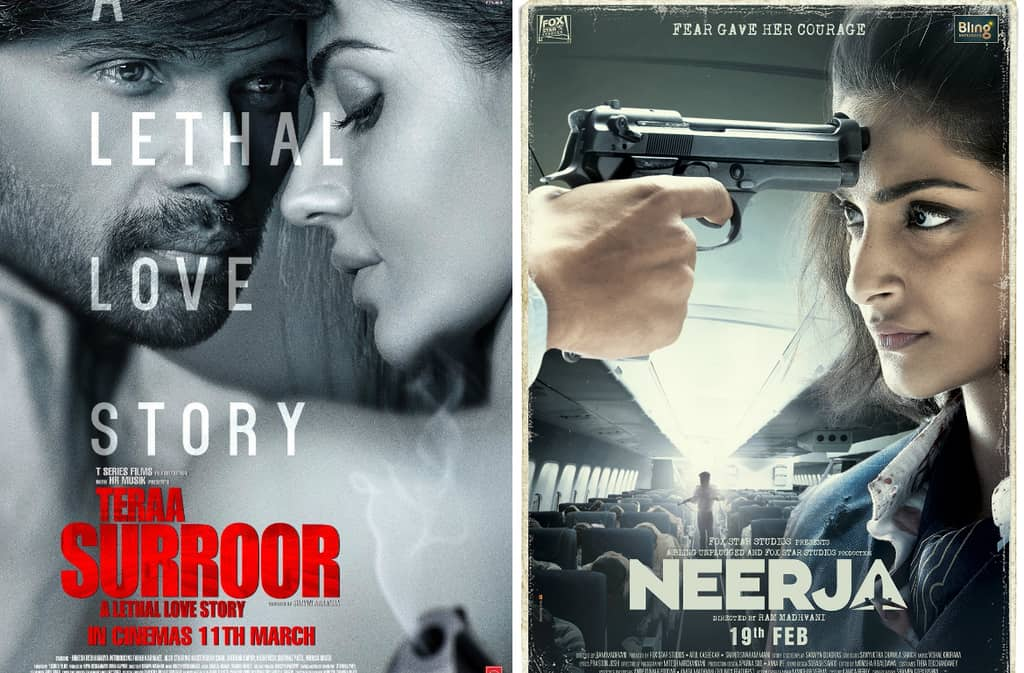 Tera Suroor and Neerja