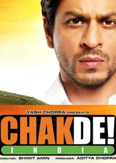 Chakde! India movie poster