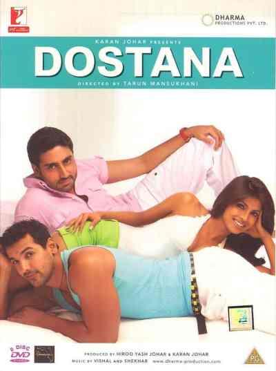 Dostana movie poster