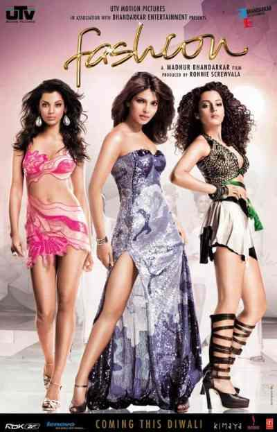 फैशन movie poster