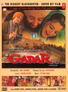 Gadar – Ek Prem Katha Poster