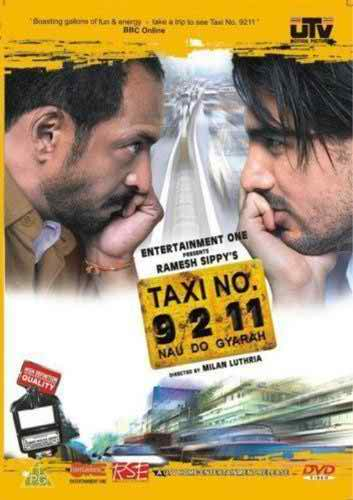 Taxi No. 9 2 11 movie poster