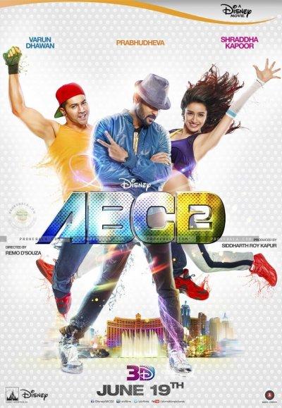 ए बी सी डी – 2 movie poster