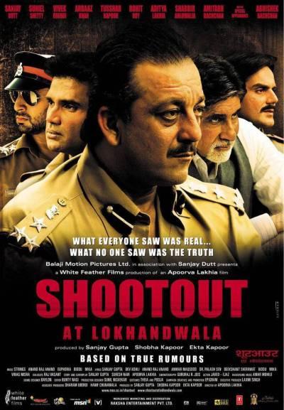 शूटआउट ऐट लोखंडवाला movie poster