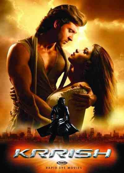 Krrish movie poster