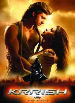 Krrish movie poster