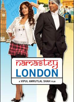 Namastey London movie poster