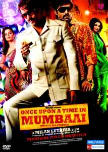Once Upon a Time in Mumbai Poster