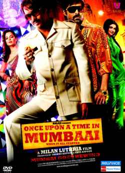 Once Upon a Time in Mumbai movie poster