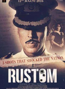 Rustom movie poster
